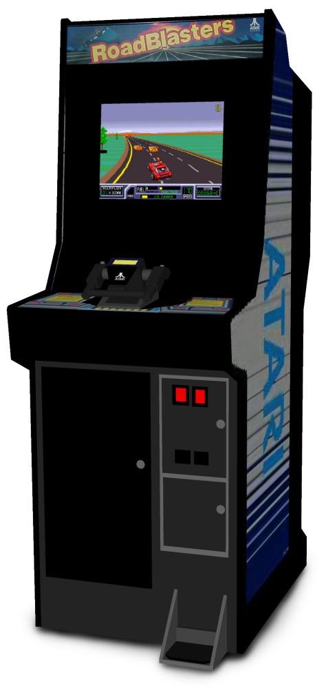 RoadBlasters-Arcade-Cabinet-1