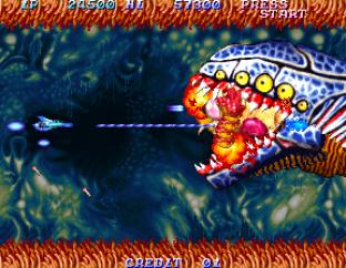 Salamander 2 Arcade 023