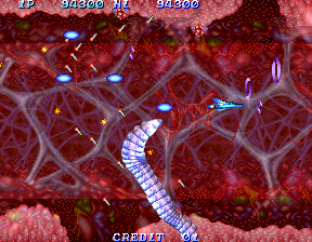 Salamander 2 Arcade 064