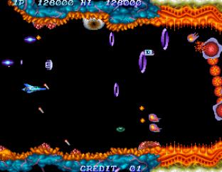 Salamander 2 Arcade 086