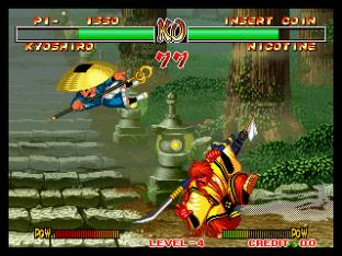Samurai Shodown 2 Neo Geo 012