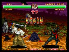 Samurai Shodown 2 Neo Geo 022