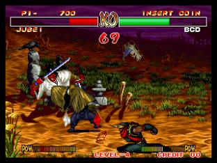 Samurai Shodown 2 Neo Geo 023