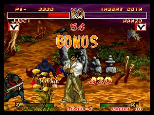 Samurai Shodown 2 Neo Geo 031