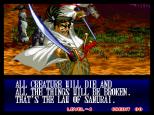 Samurai Shodown 2 Neo Geo 037