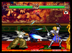 Samurai Shodown 2 Neo Geo 043
