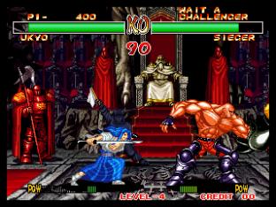 Samurai Shodown 2 Neo Geo 053