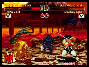 Samurai Shodown 2 Neo Geo 075