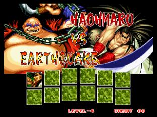 Samurai Shodown 2 Neo Geo 078