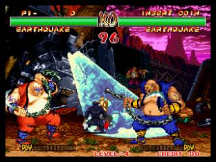 Samurai Shodown 2 Neo Geo 086