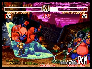 Samurai Shodown 2 Neo Geo 097