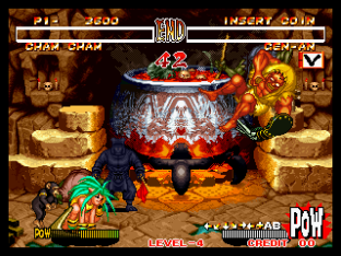 Samurai Shodown 2 Neo Geo 108
