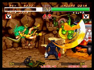 Samurai Shodown 2 Neo Geo 111