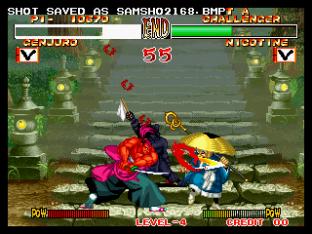 Samurai Shodown 2 Neo Geo 119
