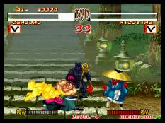 Samurai Shodown 2 Neo Geo 120