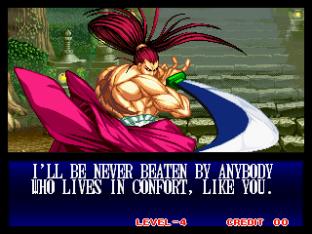 Samurai Shodown 2 Neo Geo 122