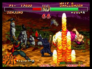 Samurai Shodown 2 Neo Geo 130