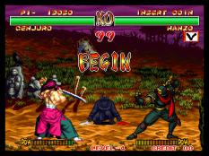 Samurai Shodown 2 Neo Geo 132