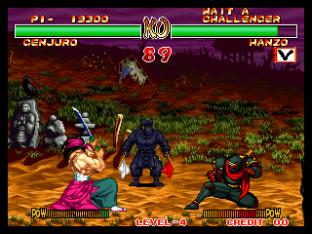Samurai Shodown 2 Neo Geo 133
