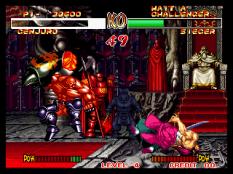 Samurai Shodown 2 Neo Geo 142