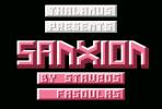 Sanxion C64 002