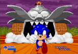 SegaSonic the Hedgehog Arcade 07