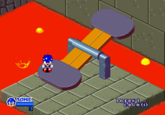 SegaSonic the Hedgehog Arcade 21