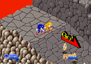 SegaSonic the Hedgehog Arcade 31