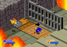 SegaSonic the Hedgehog Arcade 32