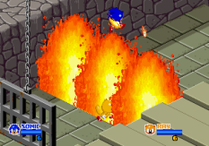 SegaSonic the Hedgehog Arcade 33
