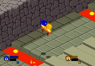 SegaSonic the Hedgehog Arcade 34