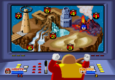 SegaSonic the Hedgehog Arcade 44