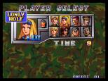 Shock Troopers Neo Geo 002
