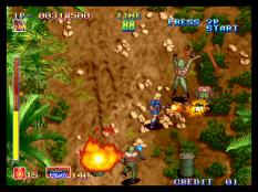 Shock Troopers Neo Geo 010