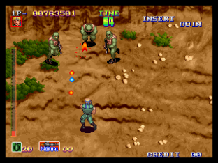 Shock Troopers Neo Geo 020