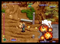 Shock Troopers Neo Geo 021