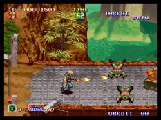Shock Troopers Neo Geo 022