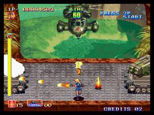 Shock Troopers Neo Geo 023
