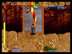 Shock Troopers Neo Geo 033