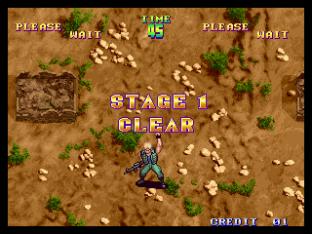 Shock Troopers Neo Geo 042