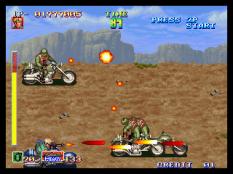 Shock Troopers Neo Geo 055