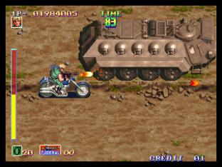 Shock Troopers Neo Geo 056