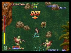Shock Troopers Neo Geo 065