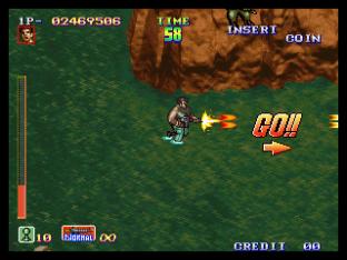 Shock Troopers Neo Geo 067