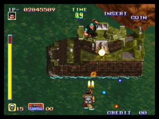 Shock Troopers Neo Geo 075