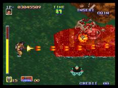 Shock Troopers Neo Geo 076