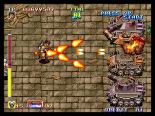Shock Troopers Neo Geo 086