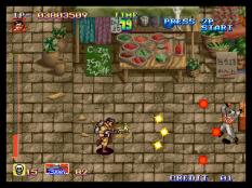 Shock Troopers Neo Geo 087