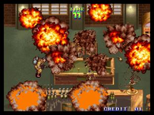 Shock Troopers Neo Geo 089