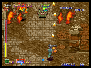 Shock Troopers Neo Geo 097